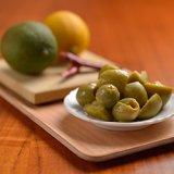 味付けオリーブ 柚子胡椒